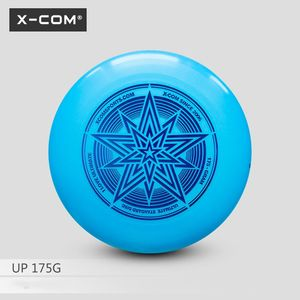 10pcs Professional Ultimate Luminous flying disc Competition Glowing Flying Disc X-COM Discraft 175 gram Ultra Star Sport Disc
