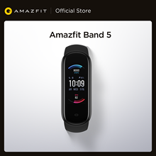 2020 neue Amazfit Band 5 Smart Armband Farbe Display Fitness Tracker Wasserdichte Bluetooth-kompatibel 5,0 Sport Smart Armband