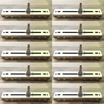 10 stücke CROSSFADER DCV1006 für PIONEER DJM 300 400 500 600 ERSATZ, DCV 1006 für ALPS|DJ Ausrüstung und Zubehör|   -