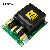 Lusya 220V 240V 30W UK seal cattle double 15V double 9V transformer with Secondary EMI filtering For DAC preamp Turntable T1112