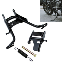 Motorcycle Bracket Kickstand Center Central Parking Stand Firm Holder Support Centerstand For Yamaha PW50 PY50 JS50PY 50CC