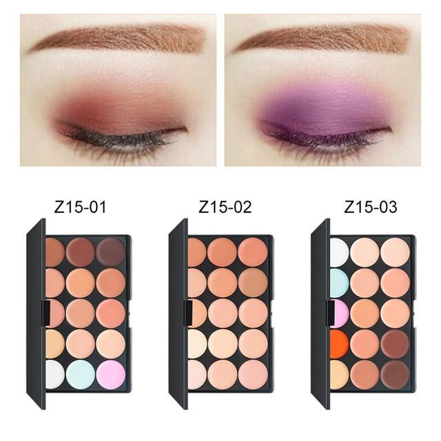 Doradosun 35 Color Eyeshadow Pallete Pearl Water-proof Hightlighters Shimmer Light Eye Shadow Long Lasting Makeup Plate 5