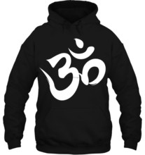 For New Casual Unisex Fashion Symbol Yogaer Om Aum Ladies Fitness cool shirts Streetwear men women Hoodies Sweatshirts(China)