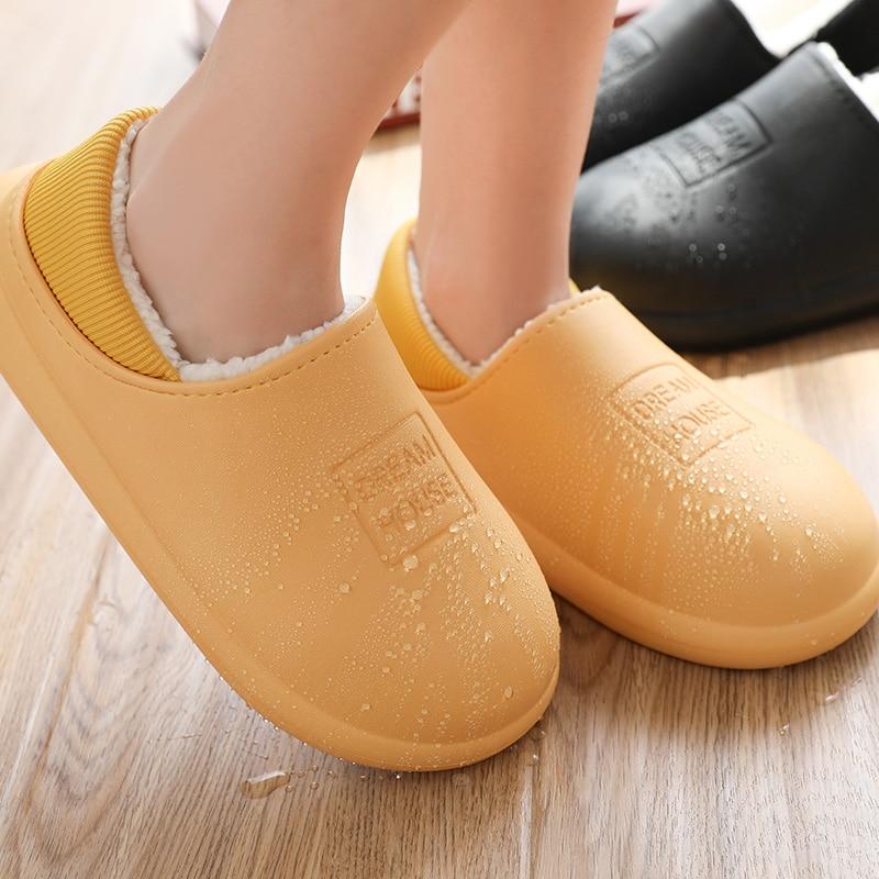 Женские тапочки; Зимние домашние хлопковые тапочки; Домашняя обувь; Шерстяные тапочки; Домашняя обувь на плоской подошве Тапочки      АлиЭкспресс