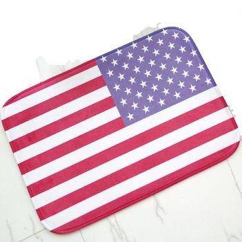 CAMMITEVER USA Bandera Nacional de Gran Bretaña alfombra Vloerkleed Babykamer felpudo Francia...