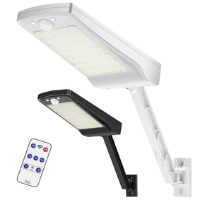 56 LED solar lights for outdoo