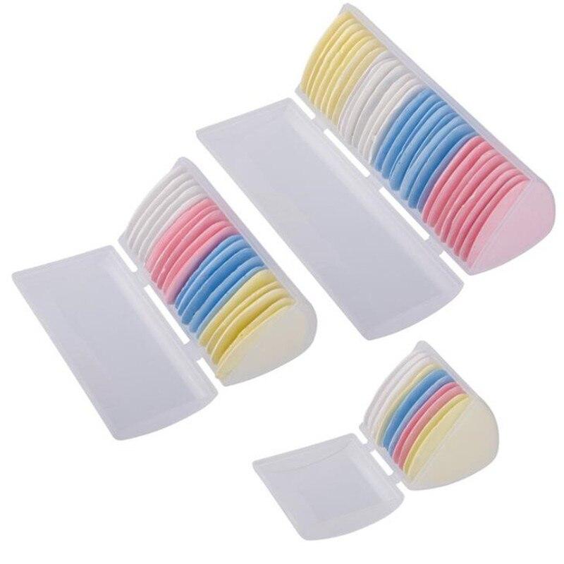 Healifty 10pcs Chalk Wheel Tailors Sewing Dressmakers Marking Chalk Chalk Markers Sewing Fabric Chalk Powder Box