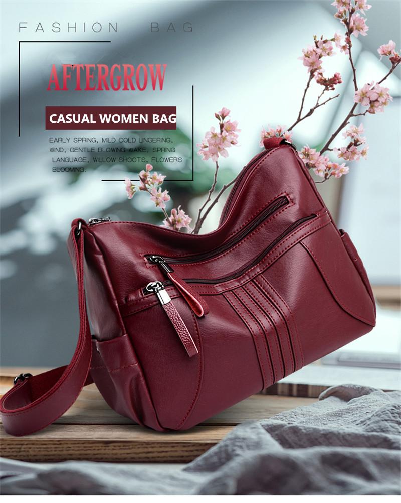 Soft Leather feminina Luxury 11