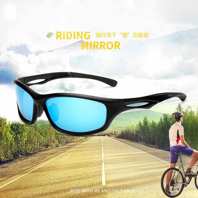 نظارات الليل للمصباح الأمامي الاستقطاب القيادة النظارات الشمسية عدسات صفراء اللون UV400 حماية نظارات للسائق نظارات الرؤية الليلية