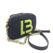 Sacs à main de styliste en cuir de serpent gaufré pour femmes, sac à bandoulière avec chaîne, sacoche de marque de styliste, nouvelle collection