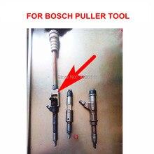 Común inyector para riel extractor para BOSCH 110 120 común inyector para riel Herramienta de extracción