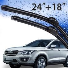 Car Wiper Blade for 2011-2015 Chevrolet Cruze , 2007-2012 Hyundai Santa Fe , 2011-2016 Kia Sportage , 2010-2013 Subaru Forester high quality luggage roof rack rails for kia sportage 2010 2011 2012 2013