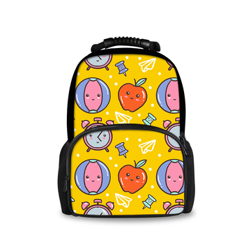 Custom printed school bag primary school school bag, school backpack boy girl school bag children backpack girl printed medium paper bag