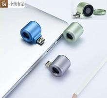 Youpin Guildford USB מיני מפזר רכב אוויר מטהר ארומה הרחבת מכשיר נייד לימון/כתום ארומטי מטהר אוויר