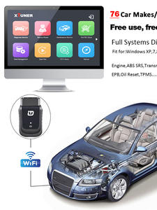 XTUNER Car-Diagnostic-Tool Windows-Tablet Auto-Scanner Vpecker Easydiag Obd2 Wifi Odb 2