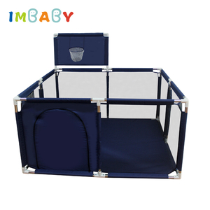 Kids Furniture Playpen Children Dry Ball Pond Swimming Pool Infant Safety Barriers Baby Outdoor Playground Park for 0-6 Years