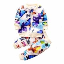 Весенне Осенняя детская хлопковая одежда; Куртка с принтом для