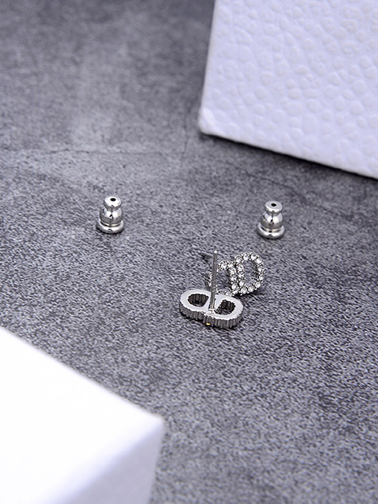 zircon earrings for women luxury charms romantic sweet fashion jewelry Stud Earrings dating jewelry holiday gifts free shipping