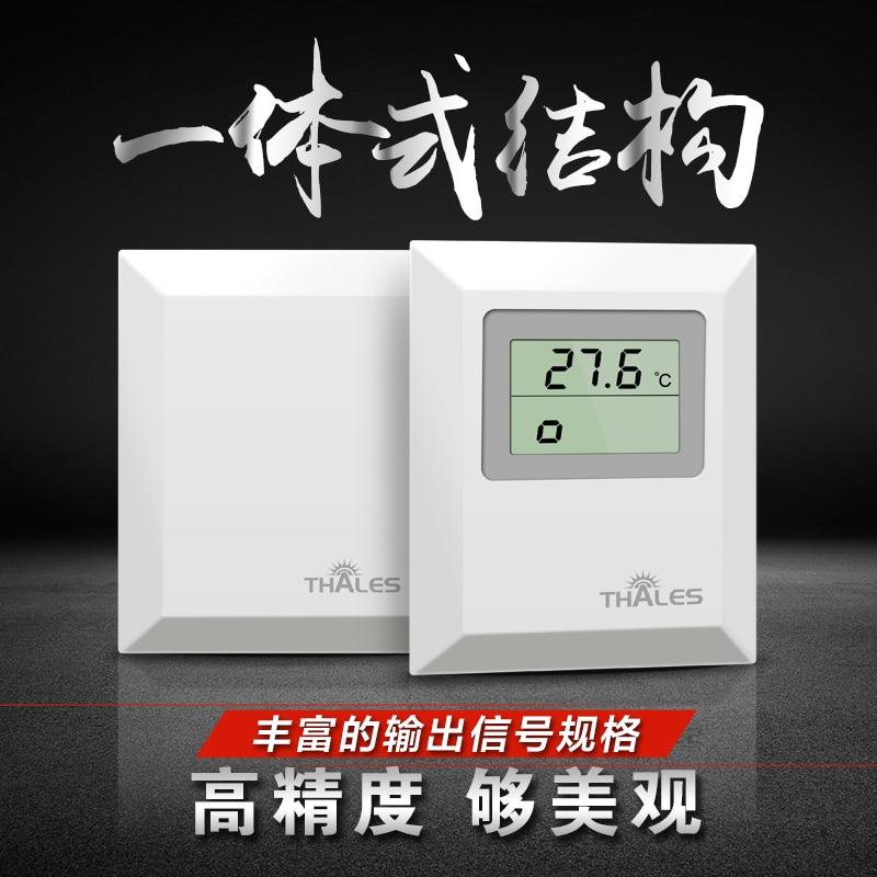 Capteur de température transmetteur de température RS485/4 ~ 20mA/0 ~ 10 V/0 ~ 5V écran d'affichage numérique