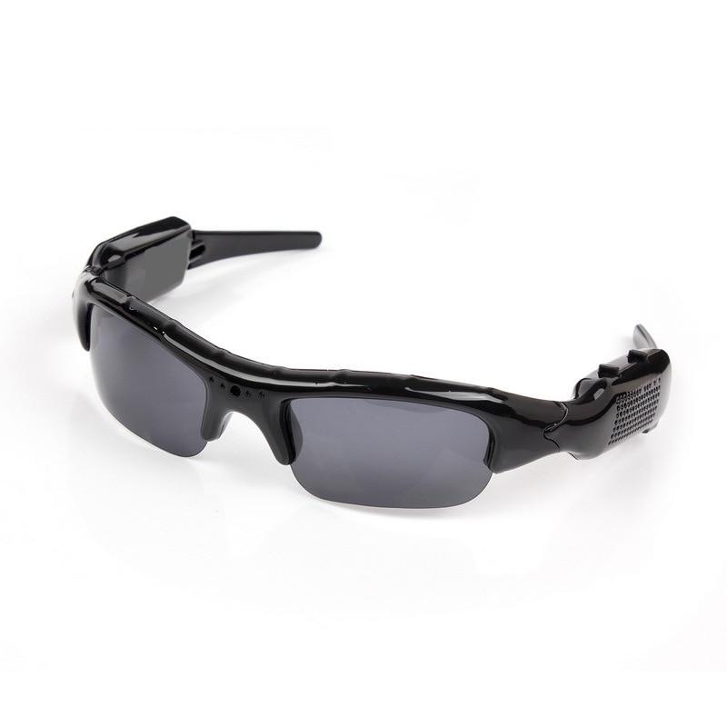 Câmera de Óculos Inteligentes ao ar Universais para Homem e Mulher Nova Livre Esporte Wear Câmera Óculos