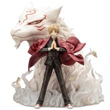 Anime Book of Friends Natsume Yuujinchou Little Fox Takashi 1/8 Scale PVC Figure Collectible Model doll toy B19
