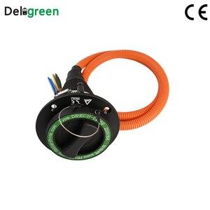 32A IEC62196-2 estándar europeo Entrada/enchufe 1m UL cable monofásico trifásico IEC EV Tipo 2 Nivel 2