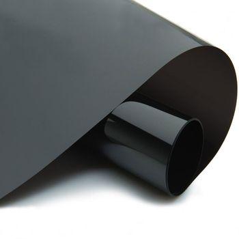 XXFF ciemny czarny folia na okna samochodu wewnątrz jednokierunkowa kontrola odblasków odporne na wysokie temperatury Auto lato ochrona przeciwsłoneczna prywatność łazienka strona główna tanie i dobre opinie QILEJVS 40 -60 CN (pochodzenie) 60 -80 0inch 50cm Zabezpieczenie słoneczne na bocznym oknie Folie okienne i ochrona słoneczna