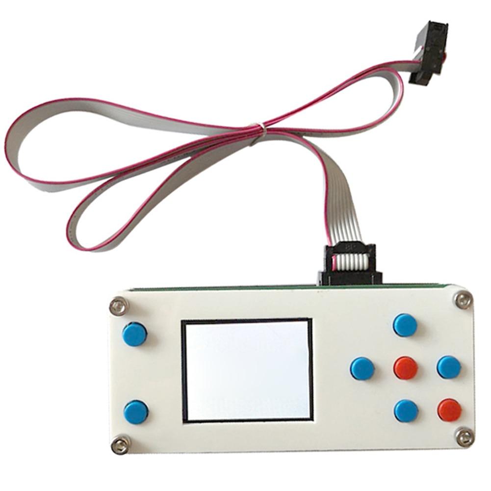 3 achsen Control Board Motherboard Arbeits Ersatz LCD Display USB Gravur Maschine Offline Screen DIY Zubehör Für CNC