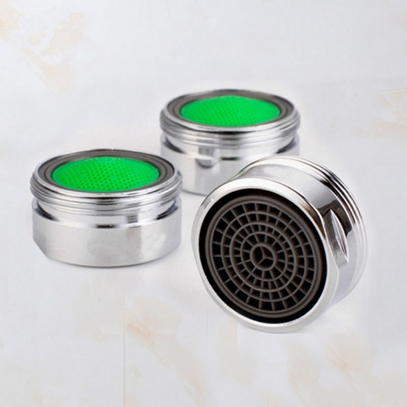 Copper Faucet Aerator With Filter Screen Household Aerator Anti-splash Faucet Water-saving Device