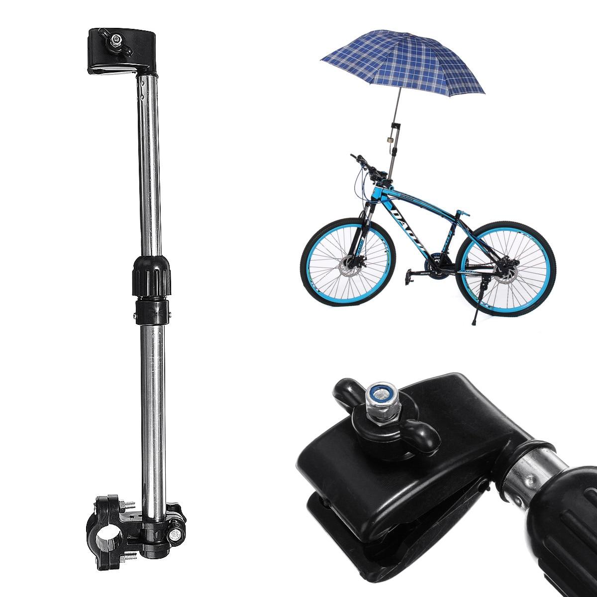 Bicycle Stroller Umbrella Stand New Holder Baby Stroller Pram Bracket