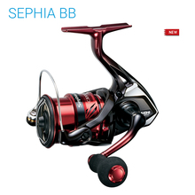 2018 Original SHIMANO Sephia BB C3000S C3000SDH C3000SDHG 5+1BB X Ship Gear System Saltwater Light Spinning Fishing Reels Wheel