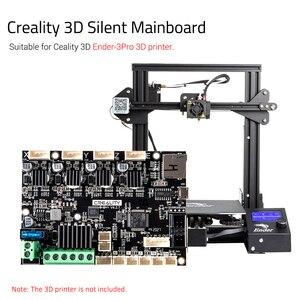 Image 5 - Creality 3D Control Board Mother Board V1.1.5 Silent Mainboard for Ender 3 pro/ Ender 5 DIY Self Assembly Desktop Kit 3D Printer