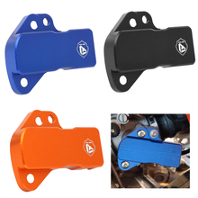 Motorcycle TPS Sensor Cover Guard Protector Cap For KTM EXC XC W EXC250 EXC300 TPI SIX Days 2018   2021 EXC150 XCW 150 250 300