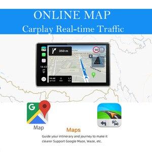 Image 2 - אלחוטי CarPlay לאאודי A6 C7 MMI RMC Carplay תמיכה OEM Retrofit GPS ניבה הפוך מצלמה מסך מתאם אנדרואיד אוטומטי שדרוג