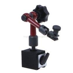 Elastyczna podstawa magnetyczna uchwyt stojaka uniwersalny na czujnik zegarowy wskaźnik testu narzędzie # H028 #