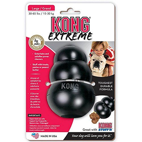 Kong Black Dog Toy Large