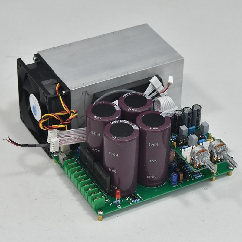 STK496-620/STK410-030/PAC011 Высокая мощность 3X100W толстая пленка 2,1 готовая Плата усилителя мощности