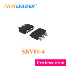 Mosleader SRV05 4 SOT23 6 1000PCS 3000PCS SRV05 4.TCT SRV05 5V unidirectional polar ESD SRV05 Made in China High quality
