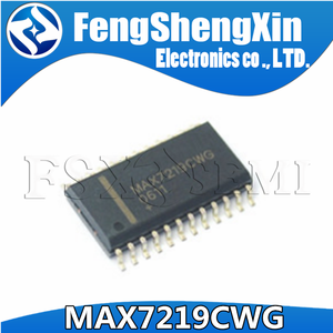 Image 3 - 5 uds. MAX7219CNG DIP 24 MAX7219CWG MAX7219EWG MAX7219 SOP 24 controladores de pantalla LED IC