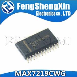 Image 3 - 5pcs MAX7219CNG DIP 24 MAX7219CWG MAX7219EWG MAX7219 SOP 24 LED IC
