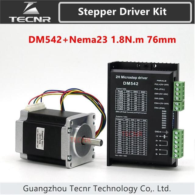 TECNR kit de pilotes de moteur stepper