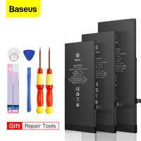 Bateria de lítio baseus para iphone 6s 6 5S 7 8 5 5c 6plus 7plus 8 mais qualidade substituição bateria para iphone6 com ferramentas gratuitas
