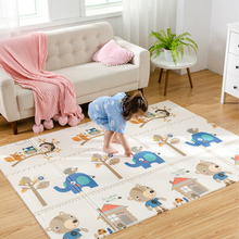 Baby Mat Game-Blanket Play-Mat Foam-Pad Foldable Infant XPE 1CM 150x200x1cm Parlor Shining