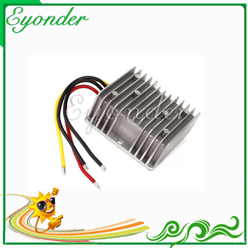18v~30v 24v to 48v boost power supply module dc to dc battery charger 2a 3a 5a 6a 96w 144w 240w 288w step up converter for car image