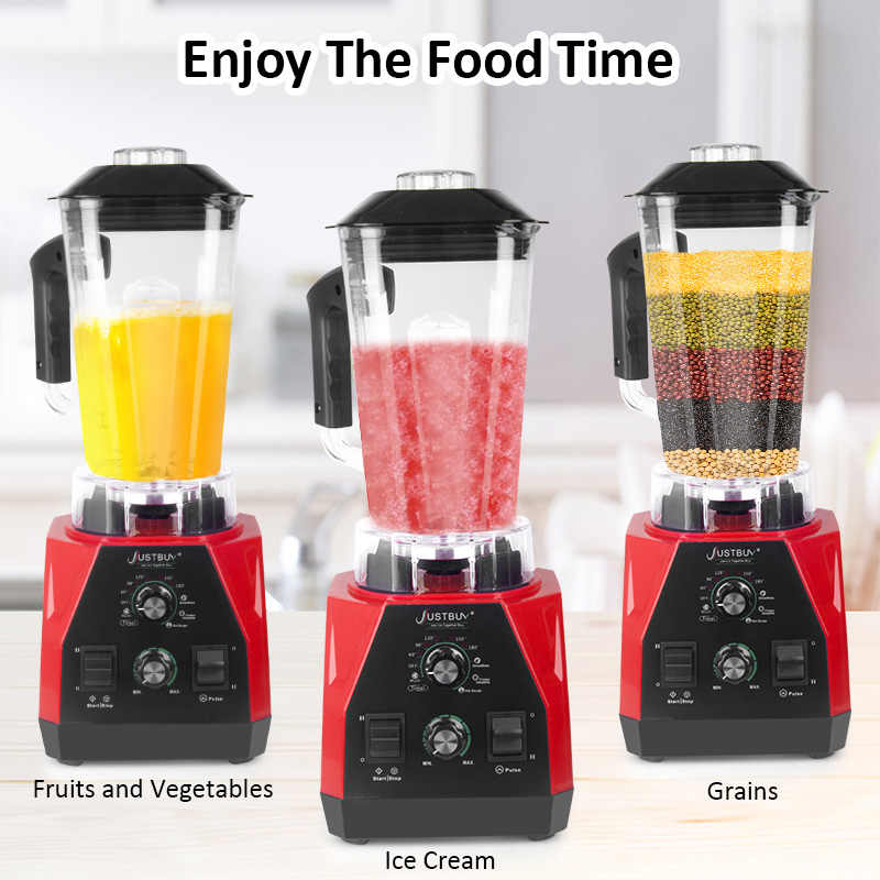 2200w casa profissional smoothies energia liquidificador liquidificador liquidificador espremedor de alimentos processador frutas fabricante smoothie máquina cozinhar