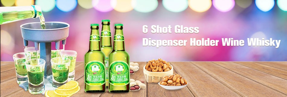 6-Shot-Glass-Dispenser-Holder