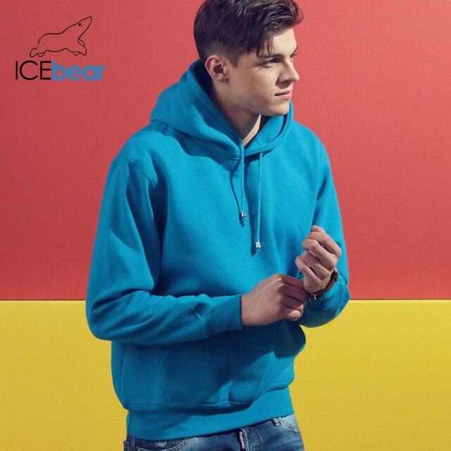 icebear spring 2020 new hoodies high quality men's/women's Sweatshirts 017