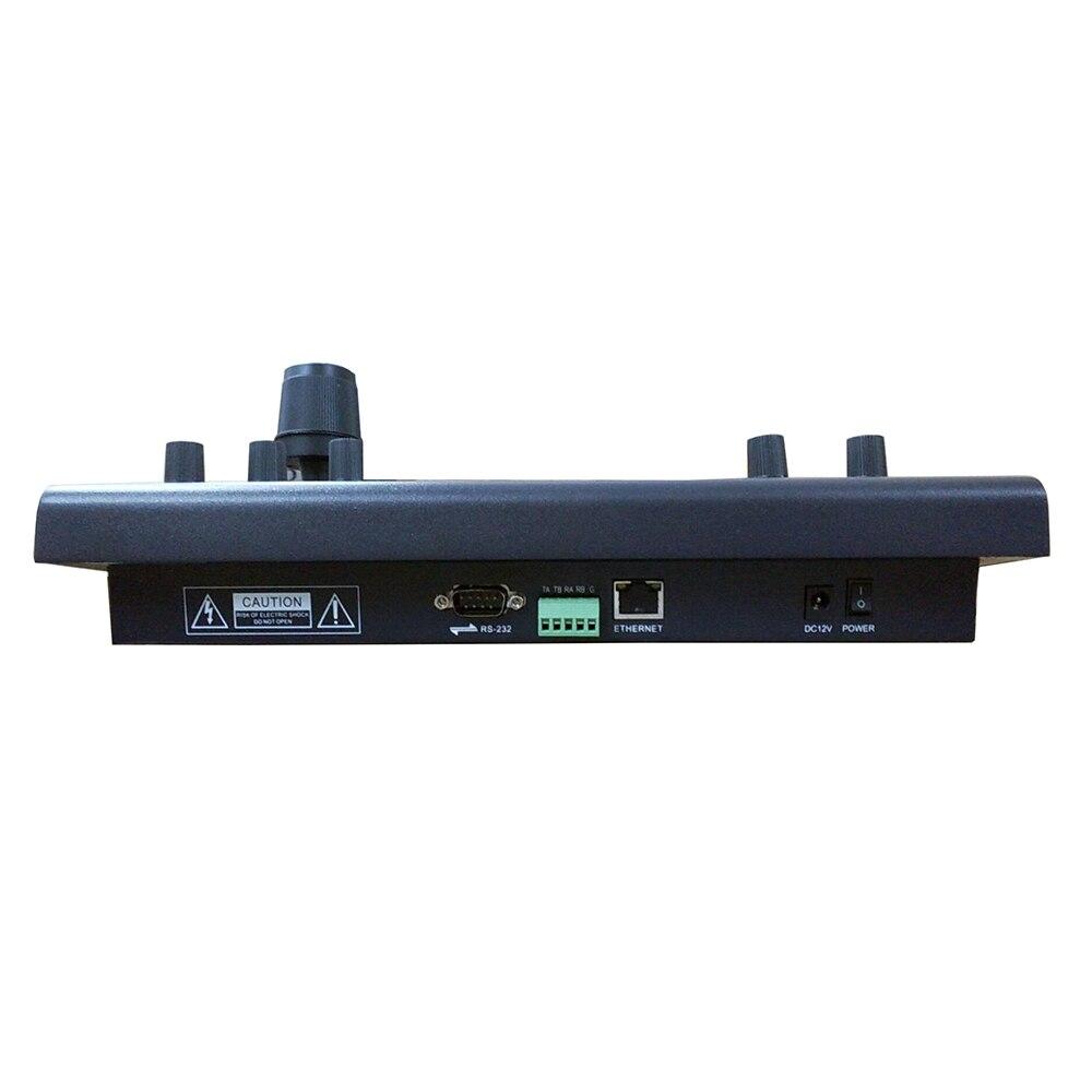 Controle da câmera do ip de hdmi sdi do controlador do joystick do ip de ptz com onvif visca-1