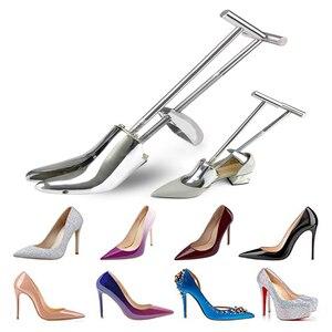 Image 1 - 여성을위한 전문 알루미늄 신발 들것 하이힐 신발 관리 용품