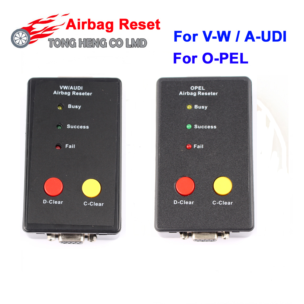 Best Airbag Reset For VAG For V-W For A-UDI For OPEL OBD2 Airbag Reset Tool